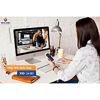 Bộ PC All in ONE (AIO) MCC10164 Home Office Computer CPU i3 10100/ Ram16G/ SSD480G/ Wifi/ Camera/ 22inch[CHÍNH HÃNG]
