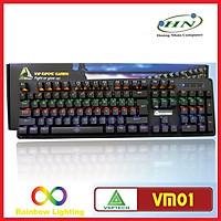 Bàn phím cơ VSP eSport  HN Gaming VM01 - Hàng nhập khẩu