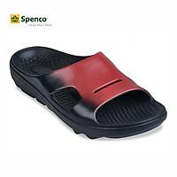 Dép sức khỏe nam Spenco Fusion Fade Slide Red, 246