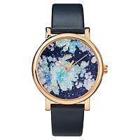 Đồng Hồ Nữ Timex Crystal Bloom 38mm - TW2R66400
