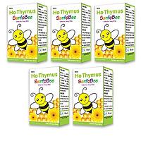 Combo 5 hộp Ho Thymus Sanfobee