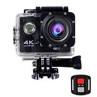 Camera Hành Trình Wifi camera hành trình xe máy mini sport cam Wifi ULTRA HD chống rung quay ban đêm PF16 Full phụ kiện