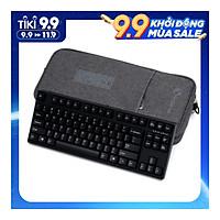 Túi đựng bàn phím cơ Phong Cách Xanh (Xám) - Hàng chính hãng