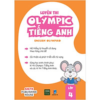 Luyện Thi Olympic Tiếng Anh - English Olympiad Lớp 4