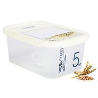 Thùng Đựng Gạo Bằng Nhựa Lock&Lock HPL560 - 5kg/ 6.5L