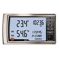 Máy đo nhiệt độ, độ ẩm, áp suất testo 622