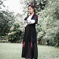 Trang Phục Cổ Trang Nữ Phong Cách Hiệp Sĩ Kiếm Sĩ Hán Phục Nữ Cách Tân