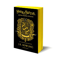 Harry Potter Part 2: Harry Potter And The Chamber Of Secrets (Paperback) - Hufflepuff Edition - Harry Potter và Phòng chứa bí mật