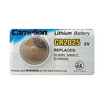 Bộ 5 Pin Cúc Camelion 3V CR2025