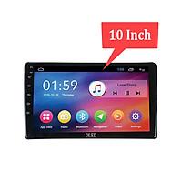 Màn hình DVD Android ô tô cao cấp OLED - C2 kết nối Wifi, 4G độ phân giải 1280*720