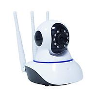 Camera Wifi An Ninh Chống Trộm Trong Nhà 2.0Mpx 1080 HD Gắn Tường - Hình Ảnh Ngày, Đêm Cực Sắc Nét - Chính Hãng