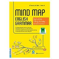 Mindmap English Grammar - Ngữ Pháp Tiếng Anh Bằng Sơ Đồ Tư Duy (Tặng Bookmark PL)