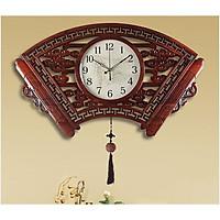 Đồng hồ treo tường gỗ cổ điển DH25