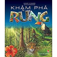 Sách - Khám Phá Rừng - NXB Kim Đồng
