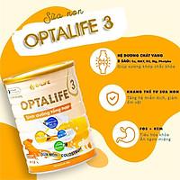 Sữa non Optalife 3 dinh dưỡng tổng hợp 900g