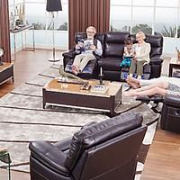 Bộ sofa thông minh cao cấp nhập khẩu S-U9655M-3CN