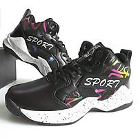 Giày Bóng rổ chuyên dụng nam cao cấp HMLN2320 đế kép, keo chắc chắn, đủ size