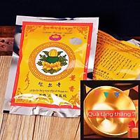 Bột xông nhà Tẩy Uế Chiêu Tài từ thảo mộc tự nhiên - cải thiện phong thủy nhà ở (tu viện Kumbum Tây Tạng)