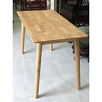 Bàn làm việc, bàn học gỗ tự nhiên cao cấp 60x 120 cm VIMOS