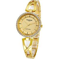 Đồng hồ nữ siêu mỏng Sunrise 9953AA Đính đá kính Sapphire chống xước - Fullbox chính hãng