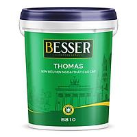 Sơn siêu mịn ngoại thất cao cấp BESSER - THOMAS