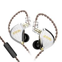 Tai nghe công nghệ âm thanh Hybrid 12 driver CCA C12, có micro - Hàng chính hãng