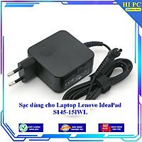 Sạc dùng cho Laptop Lenovo IdeaPad S145-15IWL - Hàng Nhập khẩu