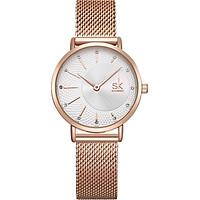 Đồng hồ nữ chính hãng Shengke Korea K0093L-02