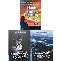 Sách - Combo 3 Cuốn: Muôn Kiếp Nhân Sinh Phần 1 + 2 và Hành Trình Về Phương Đông ( Nguyên Phong )