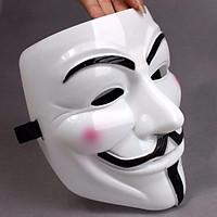 Mặt nạ hacker - Anonymous hóa trang Halloween