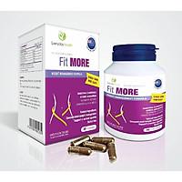 Viên uống hỗ trợ giảm cân nhanh, an toàn, hiệu quả Fit MORE sản phẩm nhập khẩu từ NEW ZEALAND