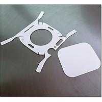 Tấm dán PPF Full mặt và body nhám 360 Thế hệ mới dành cho Apple Watch Series 2/3/4/5 - Hàng chính hãng