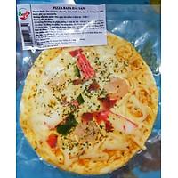 Piza Hải Sản 15cm