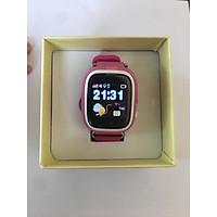 Đồng hồ định vị trẻ em  V8-04 (màu hồng)