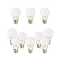 10 Bóng đèn Led 3w A50 tròn bup bulb kín chống nước tiết kiệm điện Posson LB-H3x