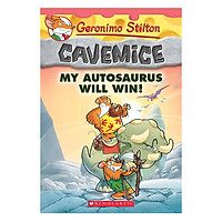 Geronimo Stilton Cavemice 10: My Autosaurus Will Win!