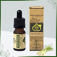 Tinh Dầu Sả Chanh Nguyên Chất UMIHOME (10ml) | Lemongrass Essential Oil 100% Organic