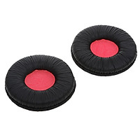 Replacement Soft Protein PU Leather Earpad Ear Cushion Pads for Sony MDR-V55
