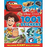 Disney Pixar Mixed: 1001 Stickers - Disney Pixar: 1001 hình dán Ver 2