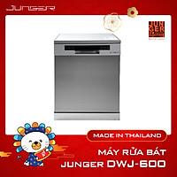 Máy Rửa Chén Bát 14 Bộ Junger DMJ-600 , Điều Khiển Phím Cơ Tiện Lợi - Hàng Chính Hãng