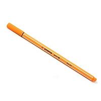 Bút kim màu Stabilo Point 88 - 0.4mm - Màu cam (88/54)