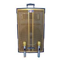 Loa kẹo kéo karaoke bluetooth Ronamax KR15 - Hàng chính hãng