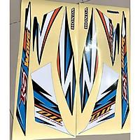 Tem UV ép nhiệt dành cho xe máy Wave RS 110 (bộ)