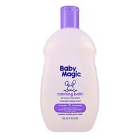 Tắm gội chung Baby Magic Calming (hương Lavender) 266ml