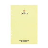 Ruột sổ còng size chuẩn A5 (14,5x21cm) loại kẻ hàng - A5 LINED REFILL for 6 ring notebook