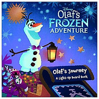 Disney - Frozen: Olaf's Frozen Adventure (Lights Shining Brightly Disney)