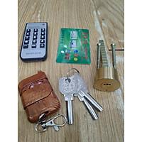 2 bộ ổ khóa điện từ dành cho nhiều loại cửa