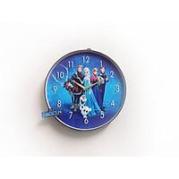 Đồng hồ treo tường độc đáo công chúa ELSA 002,  kim trôi, không gây tiếng ồn, sản xuất thủ công