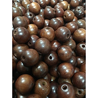 Hạt gỗ hương 12ly - 500gram ( Hình thật )