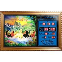 Đồng hồ lịch vạn niên Cát Tường 55110